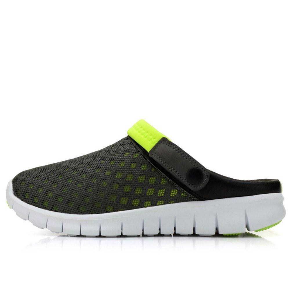 Zapatos de Agua Ligeros para Hombres Zapatillas de Playa 42 EU Green