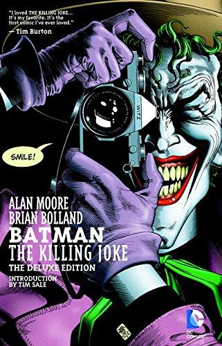 Batman: The Killing Joke, Deluxe Printing