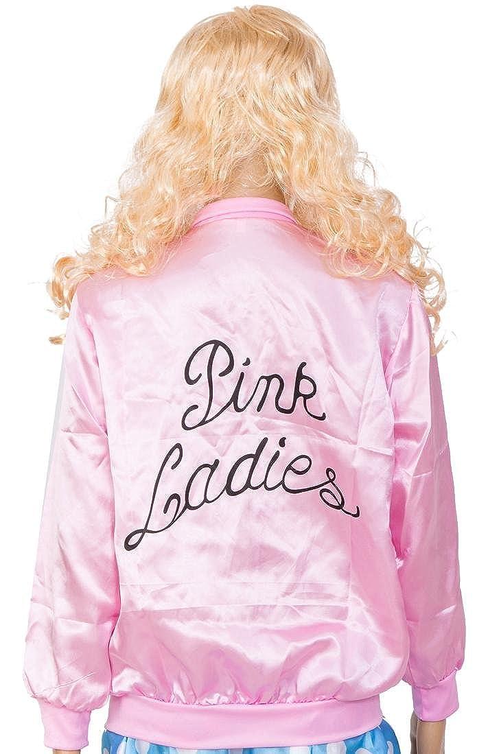 Pink Lady disfraz infantil de chaqueta Retro Pink Lady ...