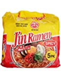 Ottogi Jin Ramen Spicy 5 Packs