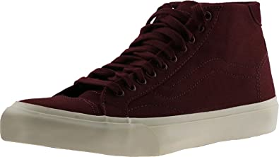 782eac69022 Vans Court Mid Canvas Mid Tops Sneakers Unisex (Medium   6.5 D(M)