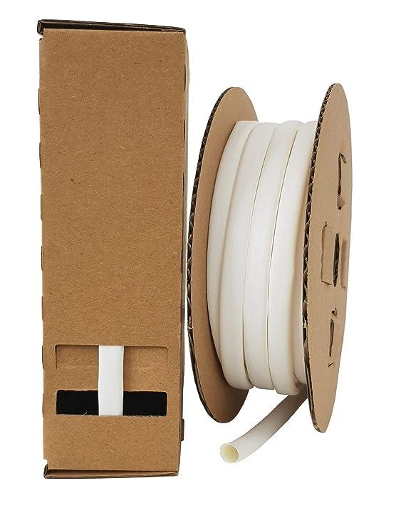 netproshop Minibox Schrumpfschlauch 2:1 Schwarz von 1mm bis 24mm Durchmesser Durchmesser:6mm 10 Meter