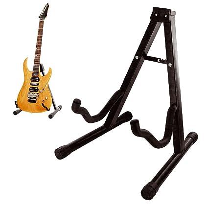 Taylor & Brown® Guitarra Soporte plegable universal a-frame – estilo soporte para guitarra