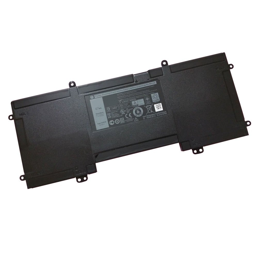 Bateria Dell Modelo X3PH0 11.4V 67Wh 5960mah Dell X3PH0 X3PH