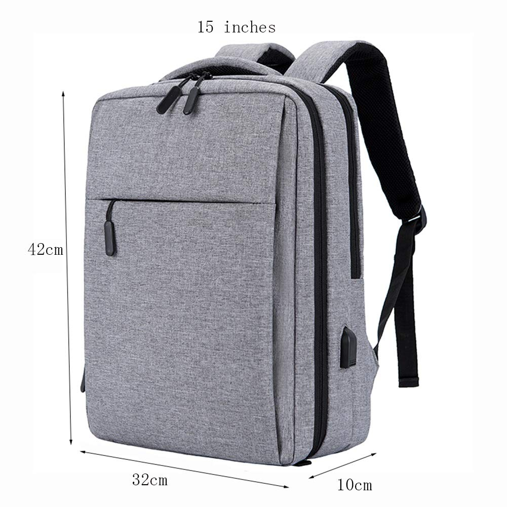 Mochila De Carga para Hombres - Business Travel Bag - Bolsa para Laptop, 5 Colores CONGMING-Bao: Amazon.es: Equipaje