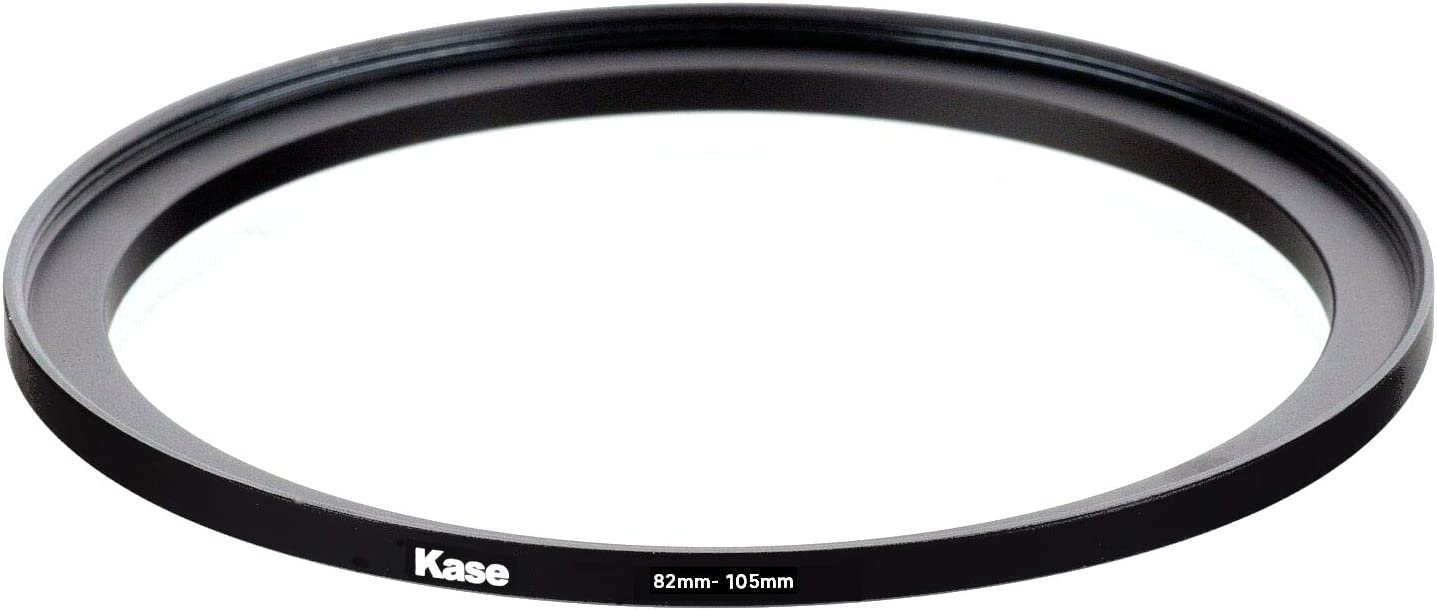Kase 82mm to 105mm Step Up Filter Ring Adapter 82 105