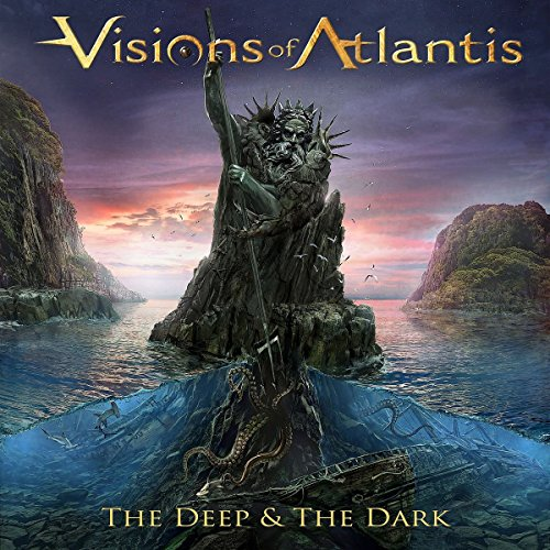 CD : Visions of Atlantis - Deep & The Dark (CD)