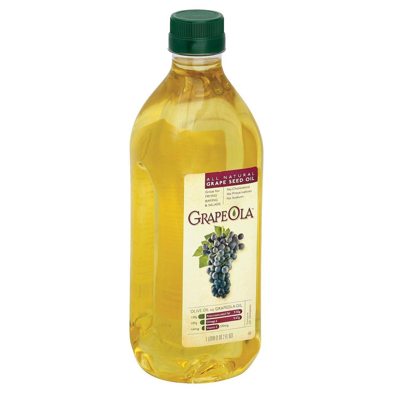 GRAPEOLA OIL GRAPE SEED