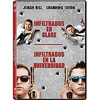 Pack: Infiltrados En Clase + Infiltrados En La Universidad [DVD]