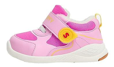 DEMU Baby Mädchen Lauflernschuhe Sneaker Turnschuhe
