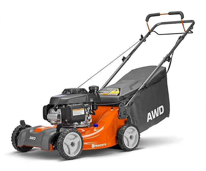 Amazon.com: Husqvarna L221A, 20.9 in Cortacésped ...