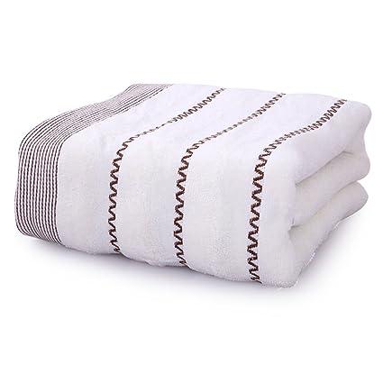 toalla de baño de algodón/Forja corrugada puesto toallas más gruesas más para hombres y
