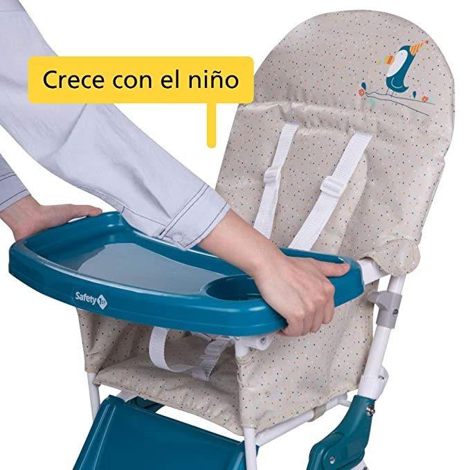 Safety 1st KEENY Happy Day - Trona evolutiva, para uso de 6 ...