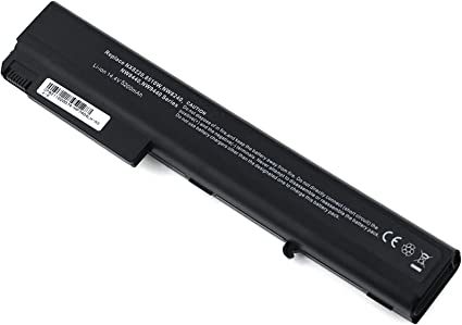Amazon Com Superb Choice Laptop Replacement Battery For Hp Compaq 8510 395794 422 Nc8200 Nc8230 Nc8430 Nx9400 Nx9420 Computers Accessories