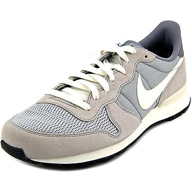 the best attitude 8e2c0 7ad3d Baskets homme Internationalist Nike, WOLF GREY SAIL-SAIL, 11