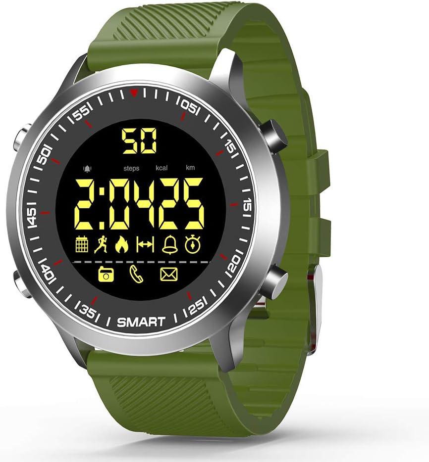 Smartwatch pulsera actividad Bluetooth Fitness Trackers reloj ...