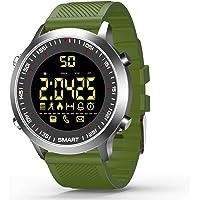 SHFY Reloj Inteligente, rastreador de Fitness, Relojes Inteligentes, rastreador de Actividad, Bluetooth con podómetro…