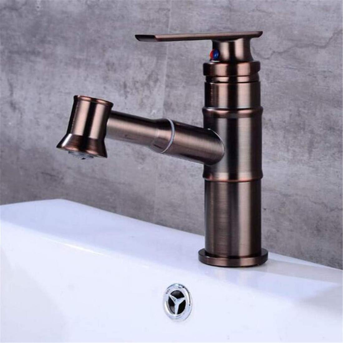 Chrome Kitchen Sink Tapcolor Modern Pull Out and Down Bathroom Faucet Kitchen Sink Faucet Toilet Mixer Tap Hot Cold Water Wc Tap