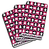 Duplicate Cards - A Fun Way to Play One-table Duplicate Bridge - 48 Deals Per Deck (Volume 1)