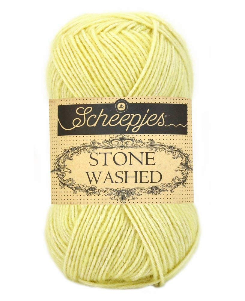 Scheepjes Stone Washed/ /citrino/ /817/Stone Washed