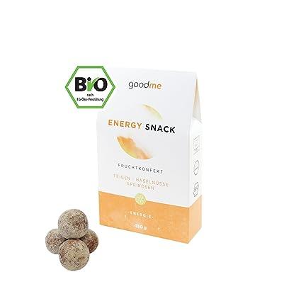 goodme Energy Snack - Hecha de energía bolas avellana de ...