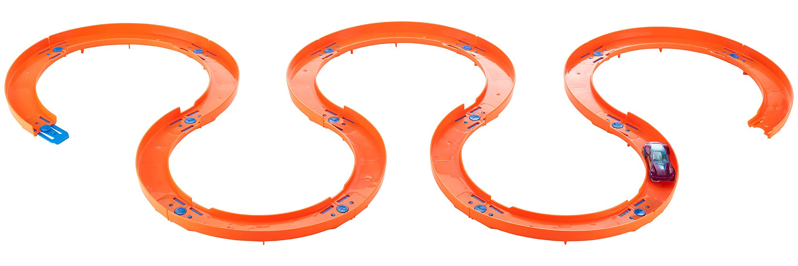 Hot Wheels Track Builder Curve Pack by Hot Wheels