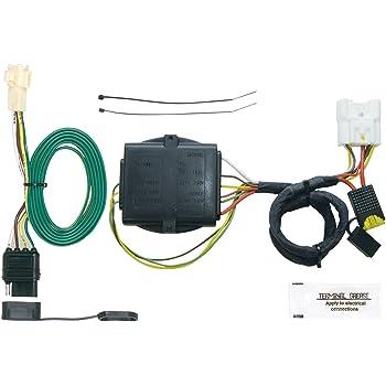 amazon com hopkins 41845 plug in simple vehicle to trailer wiring rh amazon com