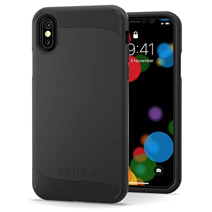 premium selection 42087 ea4f3 THE SNUGG iPhone 8 Infinity Case Black