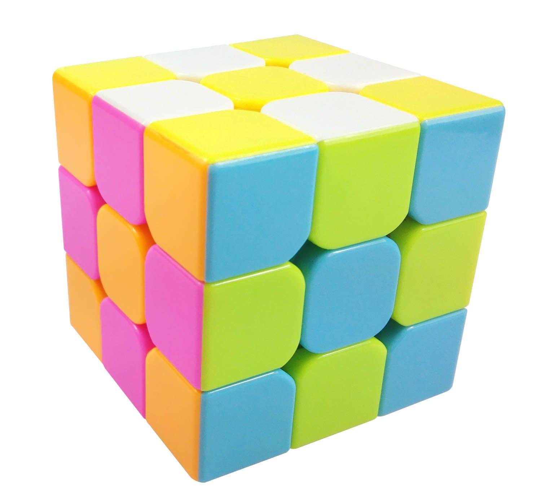 Topsung Moyu Aolong v2 3x3 Speed Cube Enhanced Edition Smooth Magic Cube Puzzle Toy Black TX-Y20005