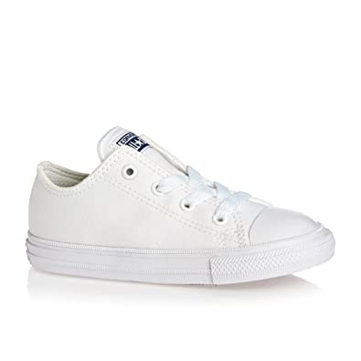 Converse Chuck Taylor All Star II Infant White Textile 19 EU oVAfF