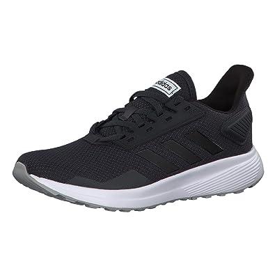 super popular 9b72f 57929 adidas Damen Duramo 9 Fitnessschuhe Grau (CarbonNegbásGridos 000) 42 2
