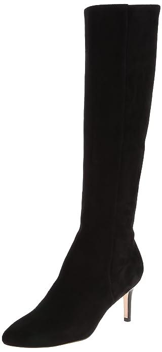 Amazon.com | Cole Haan Women\'s Elisha Stretch Dress Boot | Knee-High
