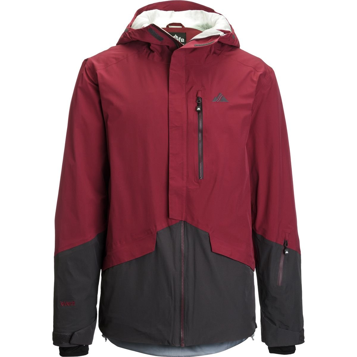 直送商品 Strafe Theo Jacket Zinfandel – Men 's Pirate B01M30C69N Zinfandel Black/ Pirate Black Medium, SHOP PINK京都:7051882c --- cygne.mdxdemo.com