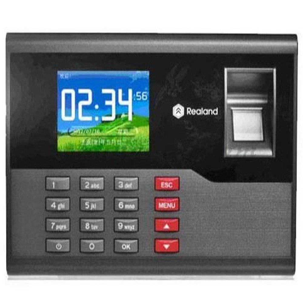 (TCP/IP/USB Fingerprint+Id Card +Password Three In One) 2.8'' Biometric Fingerprint Attendance Time Clock + Id Card Reader +Tcp/Ip+Usb US