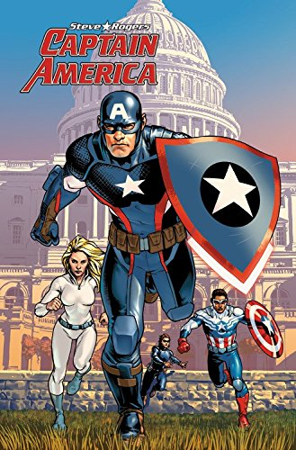 Price comparison product image Captain America: Steve Rogers Vol. 1: Hail Hydra (Captain America (Paperback))