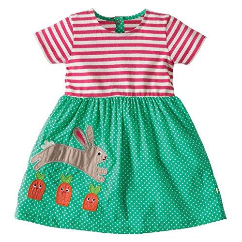 Baby Girls Dress Summer Unicorn Costume for Kids Clothing Animal Girls Clothes Princess Dress,58,ZT