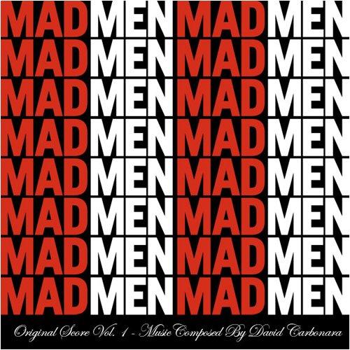 2021 Max 63% OFF spring and summer new Mad Men - Original Vol. Score 1