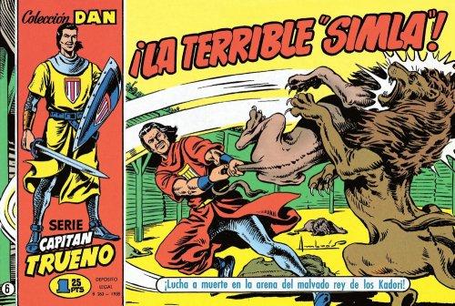 Descargar Libro El Capitán Trueno #2. ¡la Terrible
