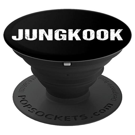 Kpop PopSocket Jungkook K Pop Merch Korean Fan Birthday Gift
