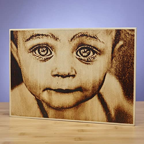 pyrography art wood burning wall decor Wooden pyrography artworks Happy Valentine/'s day