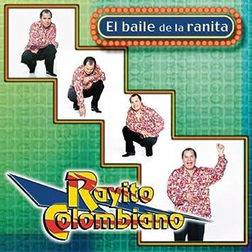 rayito colombiano el baile de la ranita