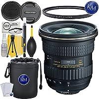 Tokina AT-X 11-20mm f/2.8 PRO DX Lens for Nikon F + Essential Lens Bundle