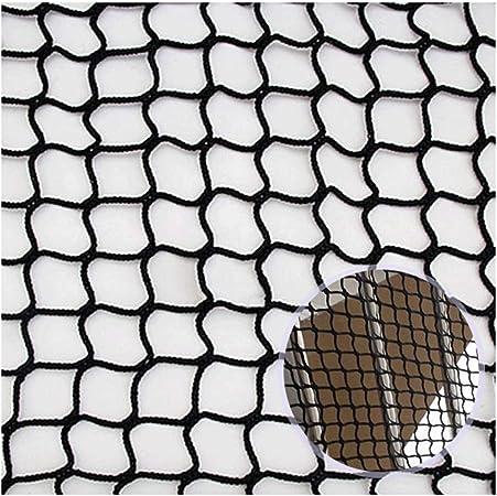AEINNE Cuerda Red,Red Escalera Bebe de Terraza Seguridad Niños Cuerda Negra Deportes Escaleras Protección Gatos para Balcones Malla Nylon Goal Net Nets Redes Bola Campo Aire Libre Futbol Golf: Amazon.es: Hogar