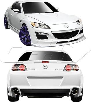 2009-2011 Mazda RX-8 Duraflex Orion Front Bumper Cover 1 Piece 109464