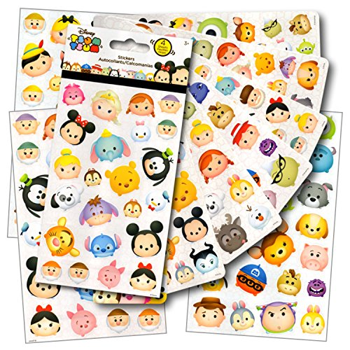 Disney Stickers Featuring Characters Monsters
