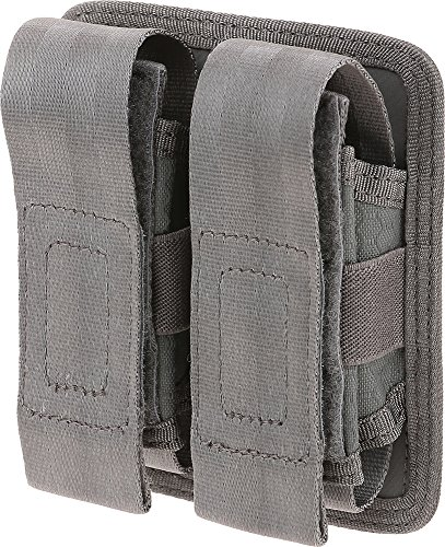Maxpedition Des Double Sheath Pouch Gray