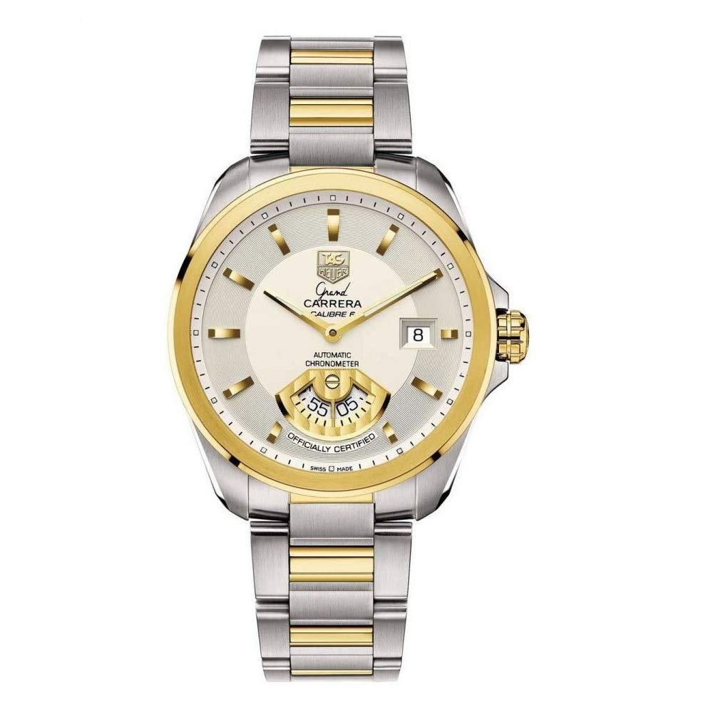 TAG Heuer Men s WAV515B.BD0903 Grand Carrera Automatic Chronometer Two-Tone Watch