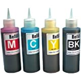 HP 88 Ink refill set for CIS/CISS or refillable cartridges using Officejet Pro L7580 L7590 L7650 L7680 K550 K5400 K8600