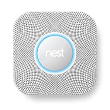 Nest Protect Smoke Alarm Wired White