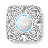Nest Protect Smoke Plus Carbon Monoxide, Wired 120V S2001LW